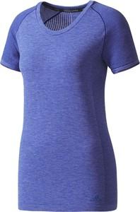 T-shirt Adidas z wełny