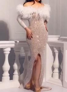 Sukienka Cikelly ołówkowa maxi