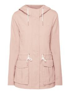 Różowa kurtka Review w stylu casual