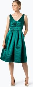 Zielona sukienka Vera Mont Collection midi
