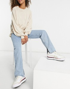 Jeansy Asos w stylu casual