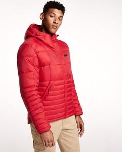 Czerwona kurtka Diverse w stylu casual