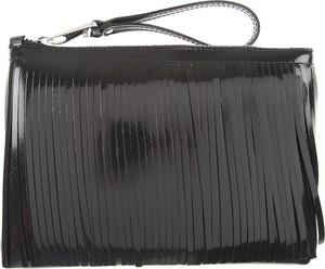 3b9cfda5a804b kopertówki czarne lakierowane - stylowo i modnie z Allani