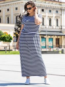 Sukienka KARKO z dresówki z długim rękawem