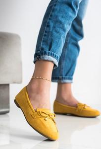 Żółte buty Czasnabuty