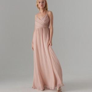 d24efa817e Sukienka Mohito z dekoltem w kształcie litery v na ramiączkach maxi