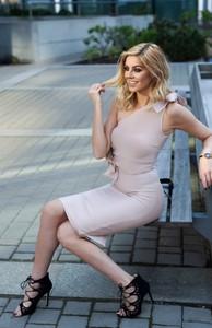 Sukienka Miomodo.pl bandażowa mini
