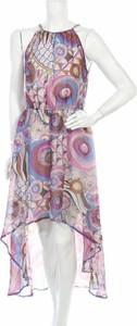 Sukienka Ultra Pink bez rękawów
