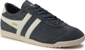Sneakersy GOLA - Bullet Suede CMA153 Graphite/Off White