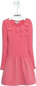Różowa sukienka dziewczęca Lili Gaufrette