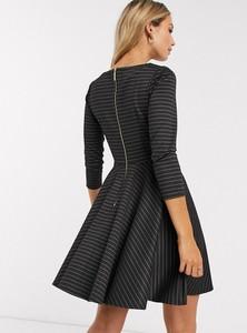 Czarna sukienka Closet mini