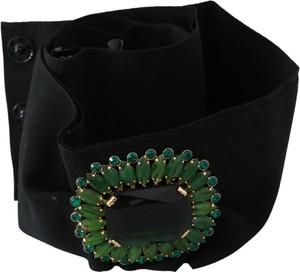 Czarny pasek Dolce & Gabbana