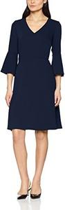 Granatowa sukienka daniel hechter