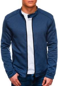 Niebieska bluza Ombre