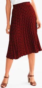 Czerwona spódnica YESSICA