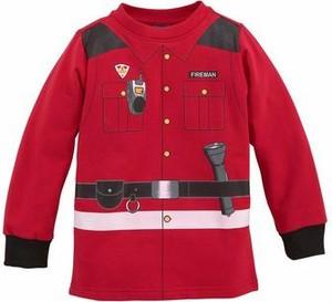 Czerwona bluza dziecięca kidsworld