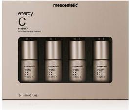 Mesoestetic Energy C Intensywne rozświetlające serum z witaminą C, 4 x 7 ml