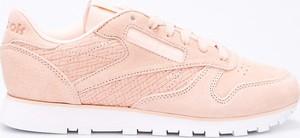 ee5b66570cf681 Buty sportowe Reebok Classic ze skóry z płaską podeszwą