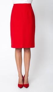 Czerwona spódnica QUIOSQUE