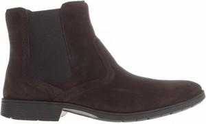 Czarne buty zimowe Rockport