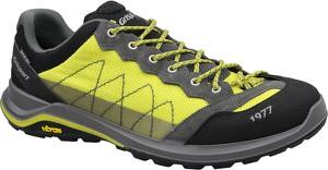 Żółte buty sportowe Grisport sznurowane