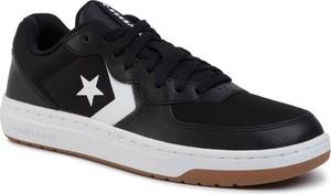 Sneakersy CONVERSE - Rival Ox 163207C Black/White/Gum