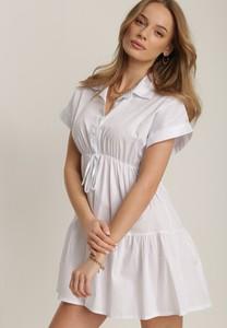 Sukienka Renee z krótkim rękawem w stylu casual