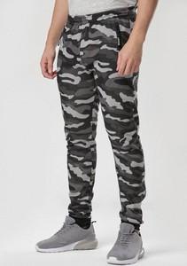 Spodnie born2be w militarnym stylu