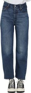 Jeansy Levis w stylu casual z jeansu