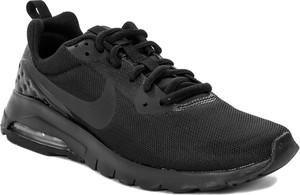 Sneakersy Nike w sportowym stylu motion sznurowane