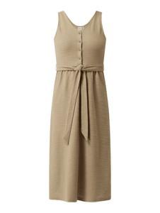 Sukienka Ichi maxi z bawełny
