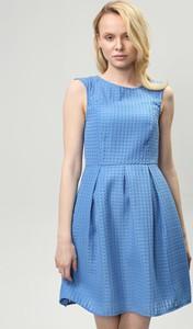Błękitna sukienka Pretty Girl