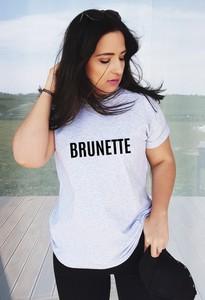 T-shirt Time For Fashion z krótkim rękawem z bawełny w młodzieżowym stylu