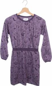 Fioletowa sukienka dziewczęca Phister&Philina