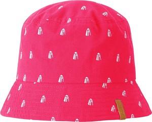 Różowa czapka Reima