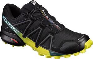 Buty sportowe Salomon w sportowym stylu sznurowane