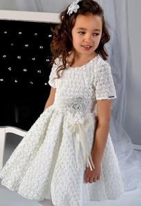 Sukienka dziewczęca Kids By Voga w kwiatki