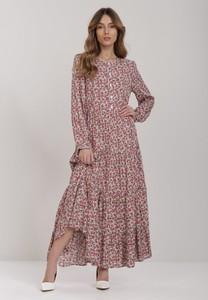 Sukienka Renee z szyfonu maxi