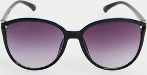 Granatowe okulary damskie Mohito