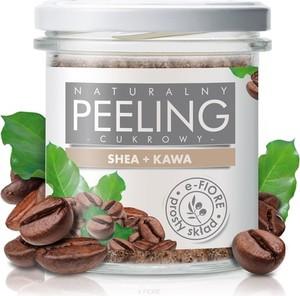 e-FIORE Peeling Cukrowy Kawowy 300g