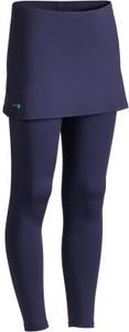 Granatowa spódnica Artengo