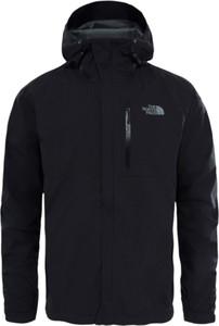 Czarna kurtka The North Face w stylu casual krótka