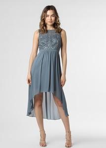 Sukienka Marie Lund bez rękawów midi