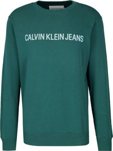 Zielona bluza Calvin Klein