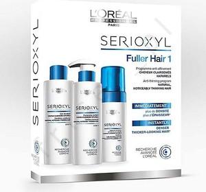 L'Oreal Paris LOREAL SERIOXYL 1 zestaw zagęszczający do włosów naturalnych 625ml