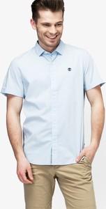 Koszula Timberland z krótkim rękawem