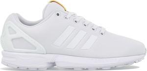 Buty sportowe Adidas sznurowane zx flux w street stylu