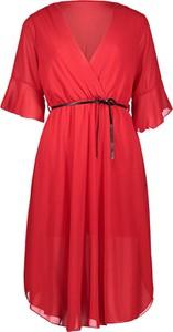 Sukienka Pretty Closet mini z krótkim rękawem