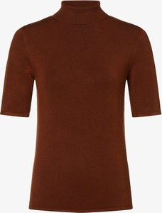 Brązowy sweter S.Oliver Black Label w stylu casual