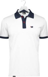 Koszulka polo Patriotic z krótkim rękawem